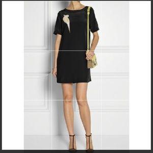 Marc Jacobs | Capella Silk dress M